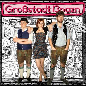 CD | Sperrstunde | Großstadt Boazn