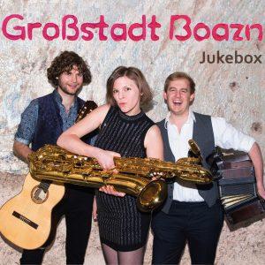CD | Jukebox | Großstadt Boazn