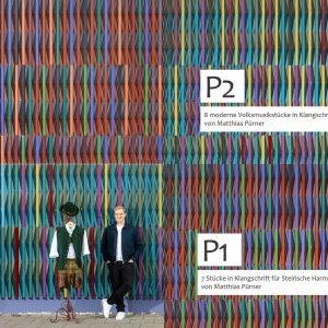 Notenhefte als Klangschrift | P1 und P2